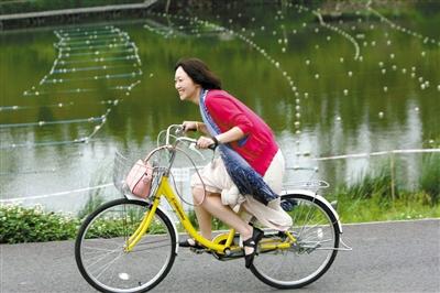 初秋骑游何处去? 成都湿地骑游攻略让你与风景相伴